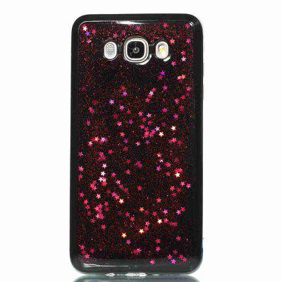 Black Five-Pointed Star Painted Dijiao Tpu Phone Case for Samsung Galaxy J710 /J7 2016Black Five-Pointed Star Painted Dijiao Tpu Phone Case for Samsung Galaxy J710 /J7 2016<br><br>Color: Rose Gold,Silver,Gold,Cyan,Rose Madder<br>Features: Back Cover, Dirt-resistant<br>For: Samsung Mobile Phone<br>Functions: Camera Hole Location<br>Material: TPU<br>Package Contents: 1 x Phone Case<br>Package size (L x W x H): 15.20 x 7.60 x 1.00 cm / 5.98 x 2.99 x 0.39 inches<br>Package weight: 0.0340 kg<br>Style: Pattern, Novelty, Mixed Color