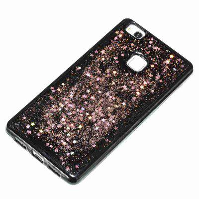 Black Five-Pointed Star Painted Dijiao Tpu Phone Case for Huawei P9 LiteCases &amp; Leather<br>Black Five-Pointed Star Painted Dijiao Tpu Phone Case for Huawei P9 Lite<br><br>Color: Rose Gold,Silver,Gold,Cyan,Rose Madder<br>Features: Back Cover, Dirt-resistant<br>Mainly Compatible with: HUAWEI<br>Material: TPU<br>Package Contents: 1 x Phone Case<br>Package size (L x W x H): 14.70 x 7.50 x 1.00 cm / 5.79 x 2.95 x 0.39 inches<br>Package weight: 0.0340 kg<br>Style: Mixed Color, Novelty, Pattern