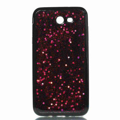 Black Five-Pointed Star Painted Dijiao Tpu Phone Case for Samsung Galaxy J7 2017Samsung J Series<br>Black Five-Pointed Star Painted Dijiao Tpu Phone Case for Samsung Galaxy J7 2017<br><br>Color: Rose Gold,Silver,Gold,Cyan,Rose Madder<br>Features: Back Cover, Dirt-resistant<br>For: Samsung Mobile Phone<br>Functions: Camera Hole Location<br>Material: TPU<br>Package Contents: 1 x Phone Case<br>Package size (L x W x H): 15.30 x 7.70 x 1.00 cm / 6.02 x 3.03 x 0.39 inches<br>Package weight: 0.0370 kg<br>Style: Pattern, Novelty, Mixed Color<br>Using Conditions: Skiing,Cruise