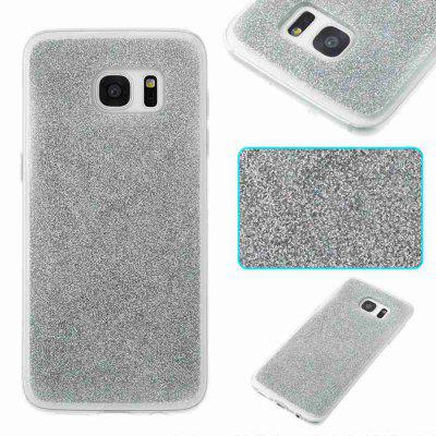Flash Powder Painted Dijiao Tpu Phone Case for Samsung Galaxy S7 Edge