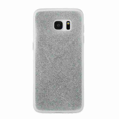 Flash Powder Painted Dijiao Tpu Phone Case for Samsung Galaxy S7 EdgeFlash Powder Painted Dijiao Tpu Phone Case for Samsung Galaxy S7 Edge<br><br>Color: Silver,Pink,Purple,Gold,Cyan,Rose Madder<br>Features: Back Cover, Dirt-resistant<br>For: Samsung Mobile Phone<br>Functions: Camera Hole Location<br>Material: TPU<br>Package Contents: 1 x Phone Case<br>Package size (L x W x H): 15.30 x 7.30 x 1.00 cm / 6.02 x 2.87 x 0.39 inches<br>Package weight: 0.0320 kg<br>Style: Novelty