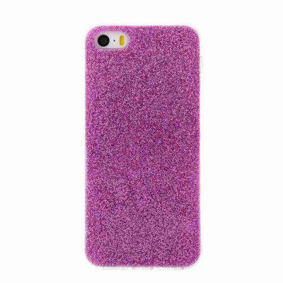 Flash Powder Painted Dijiao Tpu Phone Case for Iphone 5 / 5S / 5C / 5EiPhone Cases/Covers<br>Flash Powder Painted Dijiao Tpu Phone Case for Iphone 5 / 5S / 5C / 5E<br><br>Color: Silver,Pink,Purple,Gold,Cyan,Rose Madder<br>Compatible for Apple: iPhone 5/5S, iPhone 5C, iPad 5, iPhone SE<br>Features: Back Cover, Dirt-resistant<br>Material: TPU<br>Package Contents: 1 x Phone Case<br>Package size (L x W x H): 12.80 x 6.30 x 1.00 cm / 5.04 x 2.48 x 0.39 inches<br>Package weight: 0.0290 kg<br>Style: Ultra Slim, Designed in China, Novelty