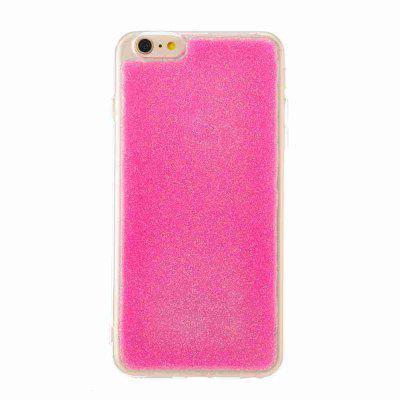 Flash Powder Painted Dijiao Tpu Phone Case for Iphone 6 Plus / 6S PlusiPhone Cases/Covers<br>Flash Powder Painted Dijiao Tpu Phone Case for Iphone 6 Plus / 6S Plus<br><br>Color: Silver,Pink,Purple,Gold,Cyan,Chocolate,Rose Madder<br>Compatible for Apple: iPhone 6 Plus, iPhone 6S Plus<br>Features: Back Cover, Dirt-resistant<br>Material: TPU<br>Package Contents: 1 x Phone Case<br>Package size (L x W x H): 15.80 x 8.10 x 1.00 cm / 6.22 x 3.19 x 0.39 inches<br>Package weight: 0.0400 kg<br>Style: Designed in China, Novelty, Ultra Slim