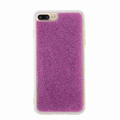 Flash Powder Painted Dijiao Tpu Phone Case for Iphone 7 Plus / 8 PlusiPhone Cases/Covers<br>Flash Powder Painted Dijiao Tpu Phone Case for Iphone 7 Plus / 8 Plus<br><br>Color: Silver,Pink,Purple,Gold,Cyan,Rose Madder<br>Compatible for Apple: iPhone 7 Plus, iPhone 8 Plus<br>Features: Back Cover, Dirt-resistant<br>Material: TPU<br>Package Contents: 1 x Phone Case<br>Package size (L x W x H): 15.80 x 8.10 x 1.00 cm / 6.22 x 3.19 x 0.39 inches<br>Package weight: 0.0400 kg<br>Style: Novelty