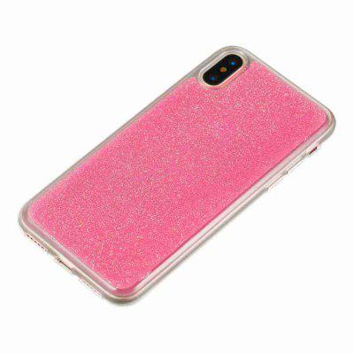Flash Powder Painted Dijiao Tpu Phone Case for Iphone xiPhone Cases/Covers<br>Flash Powder Painted Dijiao Tpu Phone Case for Iphone x<br><br>Color: Silver,Pink,Purple,Gold,Cyan,Rose Madder<br>Compatible for Apple: iPhone X<br>Features: Back Cover, Dirt-resistant<br>Material: TPU<br>Package Contents: 1 x Phone Case<br>Package size (L x W x H): 14.40 x 7.10 x 1.00 cm / 5.67 x 2.8 x 0.39 inches<br>Package weight: 0.0410 kg<br>Style: Novelty