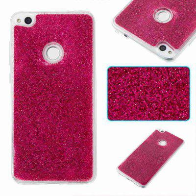 Buy ROSE MADDER Flash Powder Painted Dijiao Tpu Phone Case for Huawei P8 Lite 2017 for $4.49 in GearBest store
