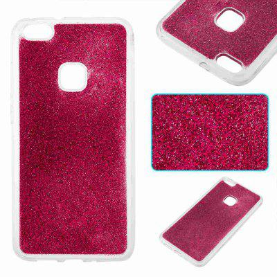 Buy ROSE MADDER Flash Powder Painted Dijiao Tpu Phone Case for Huawei P10 Lite for $4.49 in GearBest store