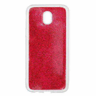 Flash Powder Painted Dijiao Tpu Phone Case for Samsung Galaxy J530Samsung J Series<br>Flash Powder Painted Dijiao Tpu Phone Case for Samsung Galaxy J530<br><br>Color: Silver,Pink,Purple,Gold,Cyan,Rose Madder<br>Features: Back Cover, Dirt-resistant<br>For: Samsung Mobile Phone<br>Functions: Camera Hole Location<br>Material: TPU<br>Package Contents: 1 x Phone Case<br>Package size (L x W x H): 15.10 x 7.60 x 1.00 cm / 5.94 x 2.99 x 0.39 inches<br>Package weight: 0.0360 kg<br>Style: Novelty<br>Using Conditions: Skiing,Cruise