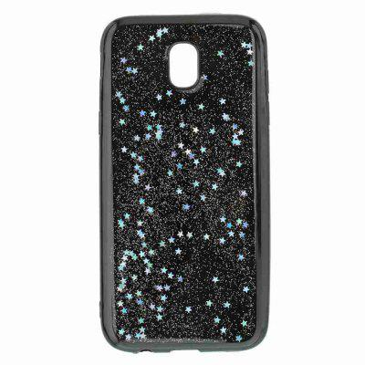Black Five-Pointed Star Painted Dijiao Tpu Phone Case for Samsung Galaxy J530Black Five-Pointed Star Painted Dijiao Tpu Phone Case for Samsung Galaxy J530<br><br>Color: Silver,Pink,Gold,Cyan,Rose Madder<br>Features: Back Cover, Dirt-resistant<br>For: Samsung Mobile Phone<br>Functions: Camera Hole Location<br>Material: TPU<br>Package Contents: 1 x Phone Case<br>Package size (L x W x H): 15.10 x 7.60 x 1.00 cm / 5.94 x 2.99 x 0.39 inches<br>Package weight: 0.0360 kg<br>Style: Novelty<br>Using Conditions: Skiing,Cruise