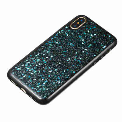 Black Five-Pointed Star Painted Dijiao Tpu Phone Case for Iphone xiPhone Cases/Covers<br>Black Five-Pointed Star Painted Dijiao Tpu Phone Case for Iphone x<br><br>Color: Rose Gold,Silver,Gold,Cyan,Rose Madder<br>Compatible for Apple: iPhone X<br>Features: Back Cover, Dirt-resistant<br>Material: TPU<br>Package Contents: 1 x Phone Case<br>Package size (L x W x H): 14.40 x 7.10 x 1.00 cm / 5.67 x 2.8 x 0.39 inches<br>Package weight: 0.0410 kg<br>Style: Novelty
