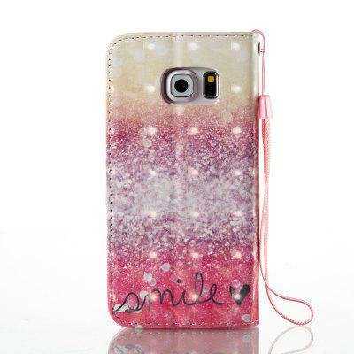 3D Painted Pu Phone Case for Samsung Galaxy S6 Edge3D Painted Pu Phone Case for Samsung Galaxy S6 Edge<br><br>Compatible for Samsung: Galaxy S6 Edge<br>Features: Cases with Stand, With Credit Card Holder, With Lanyard, Dirt-resistant<br>For: Samsung Mobile Phone<br>Material: TPU, PU Leather<br>Package Contents: 1 x Phone Case<br>Package size (L x W x H): 14.50 x 7.50 x 1.80 cm / 5.71 x 2.95 x 0.71 inches<br>Package weight: 0.0580 kg<br>Style: Novelty