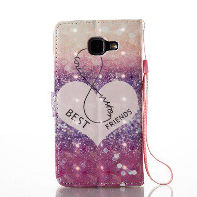 3D Painted Pu Phone Case for Samsung Galaxy A5 20163D Painted Pu Phone Case for Samsung Galaxy A5 2016<br><br>Features: Cases with Stand, With Credit Card Holder, With Lanyard, Dirt-resistant<br>For: Samsung Mobile Phone<br>Material: TPU, PU Leather<br>Package Contents: 1 x Phone Case<br>Package size (L x W x H): 15.00 x 8.00 x 1.80 cm / 5.91 x 3.15 x 0.71 inches<br>Package weight: 0.0630 kg<br>Style: Novelty