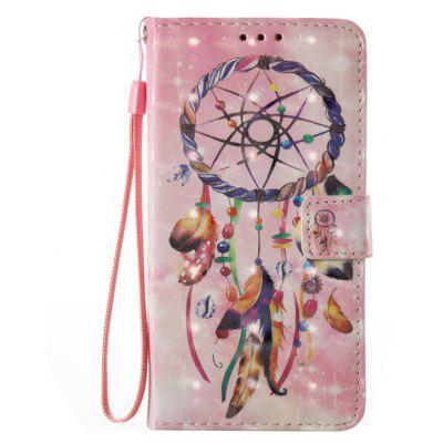 Buy COLORMIX 3D Painted Pu Phone Case for Samsung Galaxy A5 2017 for $5.53 in GearBest store