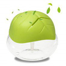 Led Light Green Air Essential Oil Purifier