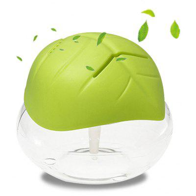 Humidificateur Purificateur d'huile Essentielle Led Light Green Air