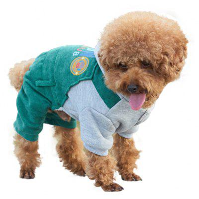 Costumes Apparel hoodie Coats for Small Puppy Medium Large Dogs