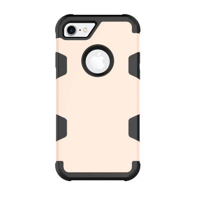 Anti Slip Hybrid Heavy Duty Shockproof Case with Dual Layer [Hard Pc+ Soft Silicone] Impact Protection for Iphone 8iPhone Cases/Covers<br>Anti Slip Hybrid Heavy Duty Shockproof Case with Dual Layer [Hard Pc+ Soft Silicone] Impact Protection for Iphone 8<br><br>Features: Anti-knock<br>Material: TPU, PC<br>Package Contents: 1 x Phone Case<br>Package size (L x W x H): 18.00 x 13.00 x 3.00 cm / 7.09 x 5.12 x 1.18 inches<br>Package weight: 0.0800 kg<br>Style: Mixed Color