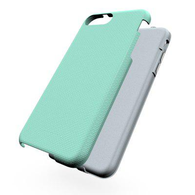 Shockproof Non-Slip Dual Layer Sturdy Pc Tpu Durable Hard Case Impat Shock-Defender Rubber Cover for Iphone 8 PlusiPhone Cases/Covers<br>Shockproof Non-Slip Dual Layer Sturdy Pc Tpu Durable Hard Case Impat Shock-Defender Rubber Cover for Iphone 8 Plus<br><br>Features: Anti-knock<br>Material: TPU, PC<br>Package Contents: 1 x Phone Case<br>Package size (L x W x H): 18.00 x 13.00 x 3.00 cm / 7.09 x 5.12 x 1.18 inches<br>Package weight: 0.0600 kg<br>Style: Solid Color