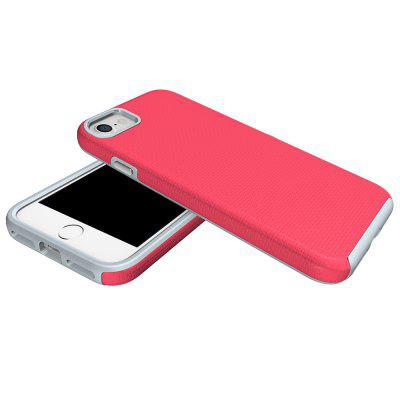 Shockproof Non-Slip Dual Layer Sturdy Pc Tpu Durable Hard Case Shock-Defender Rubber Cover for Iphone 8iPhone Cases/Covers<br>Shockproof Non-Slip Dual Layer Sturdy Pc Tpu Durable Hard Case Shock-Defender Rubber Cover for Iphone 8<br><br>Features: Anti-knock<br>Material: TPU, PC<br>Package Contents: 1 x Phone Case<br>Package size (L x W x H): 18.00 x 13.00 x 3.00 cm / 7.09 x 5.12 x 1.18 inches<br>Package weight: 0.0600 kg<br>Style: Solid Color