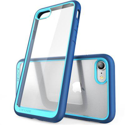 Hybrid Protective Bumper Tpu And Pc Anti-Scratch Clear Back Case for Iphone 8iPhone Cases/Covers<br>Hybrid Protective Bumper Tpu And Pc Anti-Scratch Clear Back Case for Iphone 8<br><br>Features: Anti-knock<br>Material: TPU, PC<br>Package Contents: 1 x Phone Case<br>Package size (L x W x H): 18.00 x 13.00 x 3.00 cm / 7.09 x 5.12 x 1.18 inches<br>Package weight: 0.0800 kg<br>Style: Mixed Color, Transparent