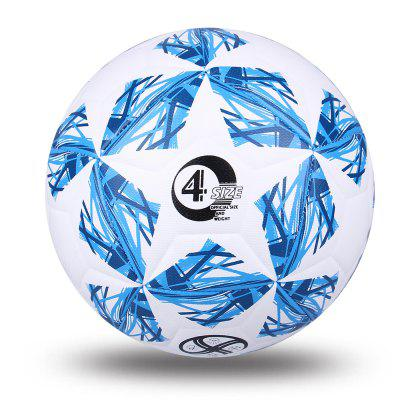 Reiz 4207 High Quality Official Size 4 Standard Pu Soccer Ball Training Football Balls Indooroutdoor Training Ball with Free Gift Net Needle kelme top quality survetement football waterproof jackets soccer uniform athletics jogging training soccer champions windcoat 28