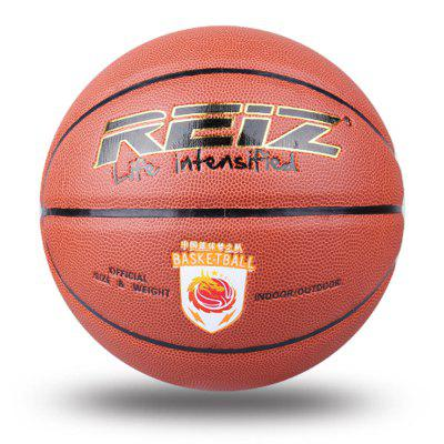 Reiz 948 Outdoor Basketball Pu Leather 7 Non-Slip Wear-Resistant Ball Basquete with Free Gift Net NeedleTeam Sports<br>Reiz 948 Outdoor Basketball Pu Leather 7 Non-Slip Wear-Resistant Ball Basquete with Free Gift Net Needle<br><br>Package Content: 1 x Basketball, 1 x Net, 1 x Needle<br>Package size: 24.80 x 24.80 x 12.30 cm / 9.76 x 9.76 x 4.84 inches<br>Package weight: 0.6500 kg<br>Product size: 24.60 x 24.60 x 24.60 cm / 9.69 x 9.69 x 9.69 inches<br>Product weight: 0.6000 kg