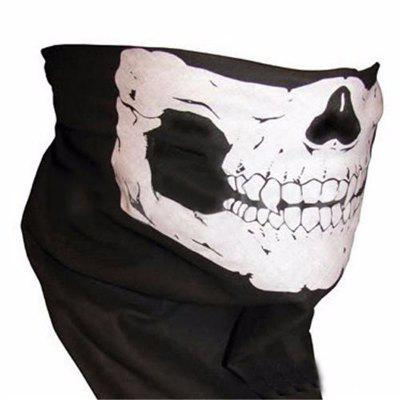 Halloween Party Skull Mask Black Motorcycle Multifunctional Headgear Hat Scarf NeckHalloween Supplies<br>Halloween Party Skull Mask Black Motorcycle Multifunctional Headgear Hat Scarf Neck<br><br>Color: Black,White<br>For: All<br>Material: Cotton<br>Package Contents: 1 x Mask<br>Package Quantity: 1<br>Package size (L x W x H): 5.00 x 5.00 x 5.00 cm / 1.97 x 1.97 x 1.97 inches<br>Package weight: 0.0350 kg<br>Product size (L x W x H): 25.00 x 50.00 x 25.00 cm / 9.84 x 19.69 x 9.84 inches<br>Product weight: 0.0300 kg<br>Usage: Performance, Stage, Others, Halloween
