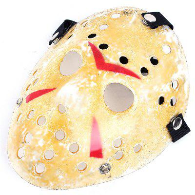 Gold Antique Party Mask Cooking Jason Greddie Hockey Festival HalloweenHalloween Supplies<br>Gold Antique Party Mask Cooking Jason Greddie Hockey Festival Halloween<br><br>Brand: WS<br>Material: Plastic<br>Package Contents: 1 x Mask<br>Package Quantity: 1<br>Package size (L x W x H): 25.00 x 20.00 x 20.00 cm / 9.84 x 7.87 x 7.87 inches<br>Package weight: 0.1200 kg<br>Product size (L x W x H): 24.50 x 20.00 x 20.00 cm / 9.65 x 7.87 x 7.87 inches<br>Product weight: 0.1180 kg<br>Usage: Halloween