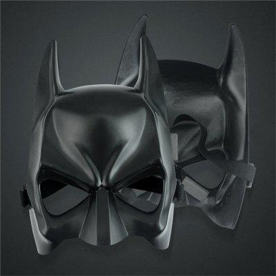 Hot Halloween Batman Adult Black Masquerade Mask Male Cool Half Face Costume EquipmentHalloween Supplies<br>Hot Halloween Batman Adult Black Masquerade Mask Male Cool Half Face Costume Equipment<br><br>Brand: WS<br>Material: Plastic<br>Package Contents: 1 x Mask<br>Package Quantity: 1<br>Package size (L x W x H): 23.00 x 16.00 x 16.00 cm / 9.06 x 6.3 x 6.3 inches<br>Package weight: 0.0450 kg<br>Product size (L x W x H): 22.00 x 15.00 x 15.00 cm / 8.66 x 5.91 x 5.91 inches<br>Product weight: 0.0440 kg<br>Usage: Halloween
