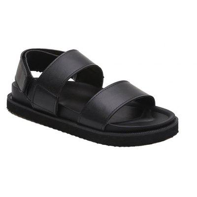 Recreational Fish Mouth Waterproof Platform Sandals