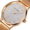 MINI FOCUS Mf0044 4529 Elegant Quartz Female Watch - ROSE GOLD