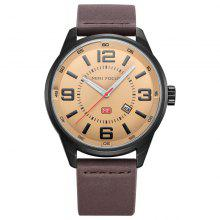 MINI FOCUS Mf0051G 4447 Luminous Needle Male Watch