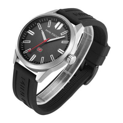 MINI FOCUS Mf0050G 4448 Luminous Calendar Men WatchMens Watches<br>MINI FOCUS Mf0050G 4448 Luminous Calendar Men Watch<br><br>Band material: Silicone<br>Band size: 25 x 2cm<br>Brand: MINI FOCUS<br>Case material: Alloy<br>Clasp type: Pin buckle<br>Dial size: 4.6 x 4.6 x 1.2cm<br>Display type: Analog-Digital<br>Movement type: Quartz watch<br>Package Contents: 1 x Watch, 1 x Watch Box<br>Package size (L x W x H): 28.00 x 8.00 x 3.50 cm / 11.02 x 3.15 x 1.38 inches<br>Package weight: 0.0740 kg<br>Product size (L x W x H): 25.00 x 4.60 x 1.20 cm / 9.84 x 1.81 x 0.47 inches<br>Product weight: 0.0440 kg<br>Shape of the dial: Round<br>Special features: Luminous, Day<br>Watch mirror: Mineral glass<br>Watch style: Business, Outdoor Sports, Fashion, Casual<br>Watches categories: Men<br>Water resistance: 30 meters