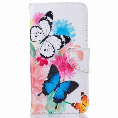 Two Butterflies Classic Painted Pu Phone Case for Iphone 8 Plus / 7 PlusiPhone Cases/Covers<br>Two Butterflies Classic Painted Pu Phone Case for Iphone 8 Plus / 7 Plus<br><br>Color: Assorted Colors<br>Compatible for Apple: iPhone 7 Plus, iPhone 8 Plus<br>Features: Back Cover, Cases with Stand, With Credit Card Holder, Dirt-resistant, Wallet Case<br>Material: TPU, PU Leather<br>Package Contents: 1 x Phone Case<br>Package size (L x W x H): 16.10 x 8.10 x 1.80 cm / 6.34 x 3.19 x 0.71 inches<br>Package weight: 0.0740 kg<br>Style: Novelty, Pattern, Mixed Color