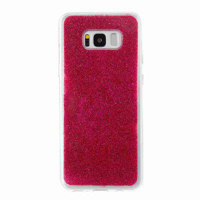 Flash Powder Painted Dijiao Tpu Phone Case for Samsung Galaxy S8 PlusFlash Powder Painted Dijiao Tpu Phone Case for Samsung Galaxy S8 Plus<br><br>Color: Silver,Pink,Purple,Gold,Cyan,Rose Madder<br>Compatible with: Samsung Galaxy S8 Plus<br>Features: Back Cover, Dirt-resistant<br>For: Samsung Mobile Phone<br>Functions: Camera Hole Location<br>Material: TPU<br>Package Contents: 1 x Phone Case<br>Package size (L x W x H): 15.50 x 7.40 x 1.00 cm / 6.1 x 2.91 x 0.39 inches<br>Package weight: 0.0390 kg<br>Style: Novelty<br>Using Conditions: Skiing,Cruise