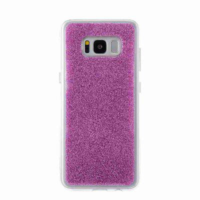 Flash Powder Painted Dijiao Tpu Phone Case for Samsung Galaxy s8Flash Powder Painted Dijiao Tpu Phone Case for Samsung Galaxy s8<br><br>Color: Silver,Purple,Gold,Cyan,Rose Madder<br>Compatible with: Samsung Galaxy S8<br>Features: Back Cover, Dirt-resistant<br>For: Samsung Mobile Phone<br>Functions: Camera Hole Location<br>Material: TPU<br>Package Contents: 1 x Phone Case<br>Package size (L x W x H): 14.60 x 7.30 x 1.00 cm / 5.75 x 2.87 x 0.39 inches<br>Package weight: 0.0320 kg<br>Style: Novelty<br>Using Conditions: Skiing,Cruise