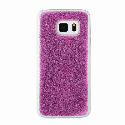 Flash Powder Painted Dijiao Tpu Phone Case for Samsung Galaxy S7Samsung S Series<br>Flash Powder Painted Dijiao Tpu Phone Case for Samsung Galaxy S7<br><br>Color: Silver,Pink,Purple,Gold,Cyan,Rose Madder<br>Compatible for Samsung: Samsung Galaxy S7<br>Features: Back Cover, Dirt-resistant<br>For: Samsung Mobile Phone<br>Functions: Camera Hole Location<br>Material: TPU<br>Package Contents: 1 x Phone Case<br>Package size (L x W x H): 14.40 x 7.20 x 1.00 cm / 5.67 x 2.83 x 0.39 inches<br>Package weight: 0.0320 kg<br>Style: Novelty<br>Using Conditions: Skiing,Cruise