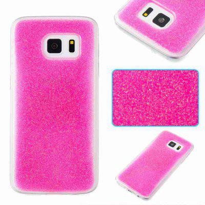 Flash Powder Painted Dijiao Tpu Phone Case for Samsung Galaxy S7