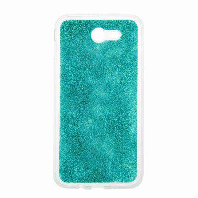 Flash Powder Painted Dijiao Tpu Phone Case for Samsung Galaxy J7 2017Samsung J Series<br>Flash Powder Painted Dijiao Tpu Phone Case for Samsung Galaxy J7 2017<br><br>Color: Silver,Pink,Purple,Gold,Cyan,Rose Madder<br>Features: Back Cover, Dirt-resistant<br>For: Samsung Mobile Phone<br>Functions: Camera Hole Location<br>Material: TPU<br>Package Contents: 1 x Phone Case<br>Package size (L x W x H): 15.30 x 7.70 x 1.00 cm / 6.02 x 3.03 x 0.39 inches<br>Package weight: 0.0360 kg<br>Style: Novelty<br>Using Conditions: Skiing,Cruise