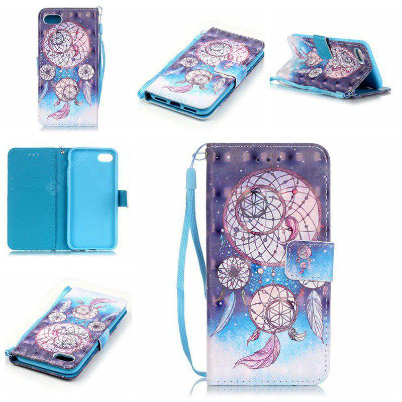Three Ring Chimes 3D Capa de Celular Pintada Nova para Iphone 8/7