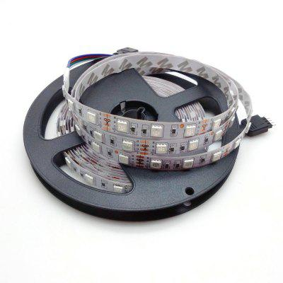 SUPli 10M 5050 RGB 600 LEDs Strip Light with IR 44 Key Remote ControlLED Strips<br>SUPli 10M 5050 RGB 600 LEDs Strip Light with IR 44 Key Remote Control<br><br>Beam Angle: 360<br>Color Temperature or Wavelength: RGB<br>Features: Linkable, Festival Lighting, Cuttable, Color-changing, with Remote Control<br>LED Quantity: 600<br>Length ( m ): 10<br>Light color: RGB<br>Light Source: 5050 SMD,LED<br>Package Content: 4 x SUPli Strip Light, 1 x Remote Control, 1 x Power Adapter, 4 X connecting line, 10 X Mounting Bracket<br>Package size (L x W x H): 24.00 x 21.00 x 8.00 cm / 9.45 x 8.27 x 3.15 inches<br>Package weight: 0.6000 kg<br>Power Supply: Power Adapter<br>Product size (L x W x H): 20.00 x 19.00 x 6.00 cm / 7.87 x 7.48 x 2.36 inches<br>Type: Flexible LED Light Strips<br>Voltage: 100 - 240V<br>Waterproof Rate: IP65<br>Wattage (W): 80W