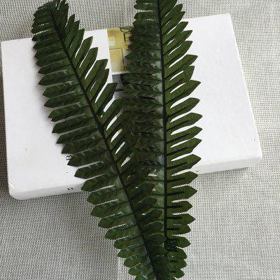 10 Branch Simulation Fern-Leaf Plant Wall Decorate Artificial FlowerArtificial Flowers<br>10 Branch Simulation Fern-Leaf Plant Wall Decorate Artificial Flower<br><br>Branch Numbers: 10<br>Display Space: Wall Flower<br>Floral Type: Plants<br>Flower Materials: Silk<br>Package Contents: 10 x Branch of Artificial Flower<br>Package size (L x W x H): 50.00 x 15.00 x 8.00 cm / 19.69 x 5.91 x 3.15 inches<br>Package weight: 0.0700 kg<br>Style: Pastoral Style
