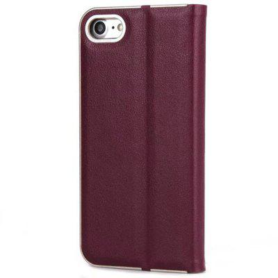 Wkae Beautiful Elegant Magnetic Closure PU Leather Protective Cover Case with Kickstand and Card Slot for iPhone 7 / 8iPhone Cases/Covers<br>Wkae Beautiful Elegant Magnetic Closure PU Leather Protective Cover Case with Kickstand and Card Slot for iPhone 7 / 8<br><br>Compatible for Apple: iPhone 7, iPhone 8<br>Features: FullBody Cases, Dirt-resistant, Anti-knock, With Credit Card Holder, Cases with Stand<br>Material: PU Leather, PC<br>Package Contents: 1 x Phone Case<br>Package size (L x W x H): 20.00 x 15.00 x 2.00 cm / 7.87 x 5.91 x 0.79 inches<br>Package weight: 0.1000 kg<br>Style: Vintage