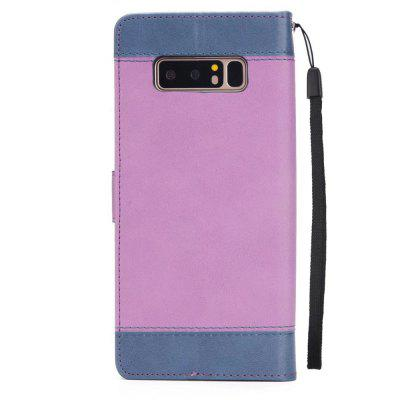 Wkae Embossed Flower Lovers Pattern Horzontal Flip Stand PU Leather Wallet Case with Lanyard Card Clot For for Samsung Galaxy Note 8Samsung Note Series<br>Wkae Embossed Flower Lovers Pattern Horzontal Flip Stand PU Leather Wallet Case with Lanyard Card Clot For for Samsung Galaxy Note 8<br><br>Features: Full Body Cases, Cases with Stand, With Credit Card Holder, Anti-knock, Dirt-resistant<br>For: Samsung Mobile Phone<br>Material: TPU, PU Leather<br>Package Contents: 1 x Phone Case<br>Package size (L x W x H): 20.00 x 15.00 x 2.00 cm / 7.87 x 5.91 x 0.79 inches<br>Package weight: 0.1000 kg<br>Style: Vintage