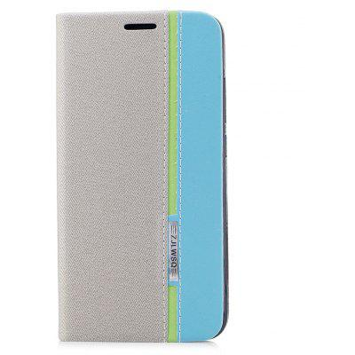Buy WHITE British Style Stripe Design Flip Pu Leather Case for Xiaomi Redmi Note 5A for $4.31 in GearBest store