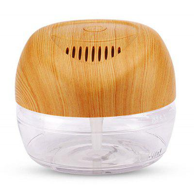 Humidificateur Climatiseur à Base d'eau LED Light Negative Ions Purificateur d'huile Essentielle