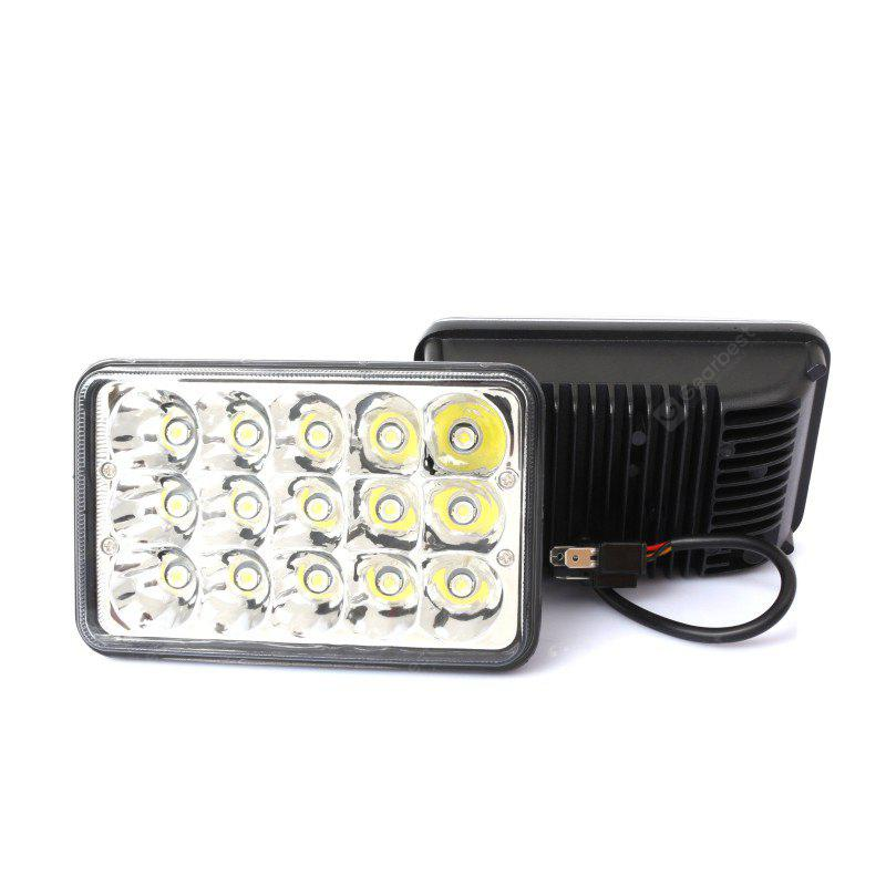 45W 7 Inch Car Led Light Work Light car Roof Light