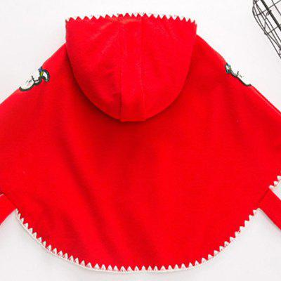 2017 Autumn Winter New Baby Red Girls Out Clothes CloakGirls Clothing<br>2017 Autumn Winter New Baby Red Girls Out Clothes Cloak<br><br>Closure Type: Single Breasted<br>Clothes Type: Others<br>Collar: Collarless<br>Elasticity: Elastic<br>Embellishment: Tassel<br>Material: Cotton<br>Package Contents: 1xCloak<br>Pattern Type: Solid<br>Shirt Length: Regular<br>Sleeve Length: Three Quarter<br>Sleeve Type: Flare Sleeve<br>Style: The Princess<br>Type: Bat Sleeved<br>Weight: 0.5000kg