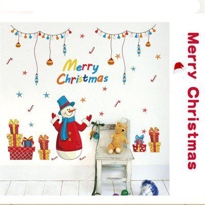 New Style Santa Claus Christmas Decorations Windows Wall StickersWall Stickers<br>New Style Santa Claus Christmas Decorations Windows Wall Stickers<br><br>Art Style: Plane Wall Stickers, Toilet Stickers<br>Function: Decorative Wall Sticker<br>Material: Vinyl(PVC)<br>Package Contents: 1 x Wall Sticker<br>Package size (L x W x H): 60.00 x 5.00 x 5.00 cm / 23.62 x 1.97 x 1.97 inches<br>Package weight: 0.2000 kg<br>Product size (L x W x H): 90.00 x 60.00 x 0.30 cm / 35.43 x 23.62 x 0.12 inches<br>Product weight: 0.1800 kg<br>Quantity: 1<br>Sizes: 60 x 90cm<br>Subjects: Fashion,Holiday,Cartoon,Christmas<br>Suitable Space: Living Room,Bedroom,Office,Kids Room,Pathway,Kids Room,Boys Room,Girls Room<br>Type: Plane Wall Sticker