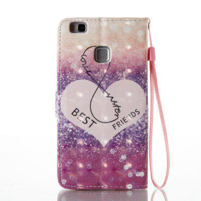 3D Painted Pu Phone Case for Huawei P9 LiteCases &amp; Leather<br>3D Painted Pu Phone Case for Huawei P9 Lite<br><br>Features: Cases with Stand, With Credit Card Holder, With Lanyard, With Cable, Dirt-resistant<br>Mainly Compatible with: HUAWEI<br>Material: TPU, PU Leather<br>Package Contents: 1 x Phone Case<br>Package size (L x W x H): 15.00 x 8.00 x 1.80 cm / 5.91 x 3.15 x 0.71 inches<br>Package weight: 0.0630 kg<br>Style: Novelty